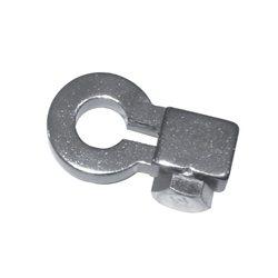 Łącznik śrubowy z uchem 6,5mm
