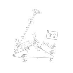 Podkładka 1,0 mm Stiga 9699-0114-02
