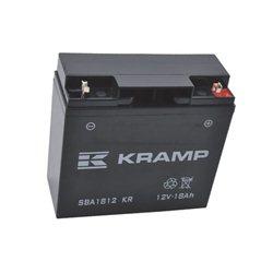 Akumulator, 12 V, 18 Ah, zamknięty