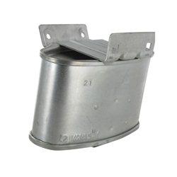 Tłumik 2 cylinder Castelgarden