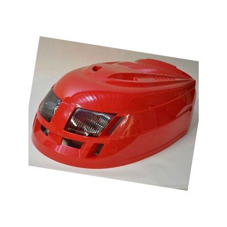Pokrywa silnika, czerwona Castelgarden