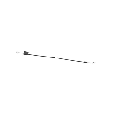 Linka hamulca silnikowego Castelgarden 181000686/0, 81000686/0, 1111-2968-05