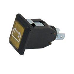 Lampka – wskaźnik baterii Agria
