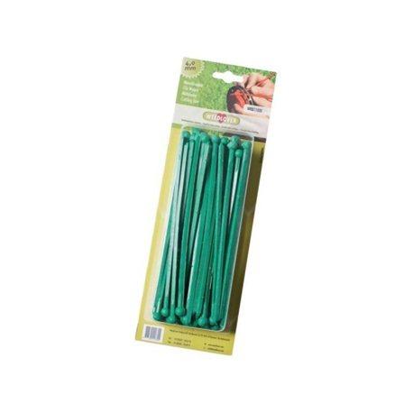 Nić wymienna zielona 4 mm czworokątna (50x) Weed Lover