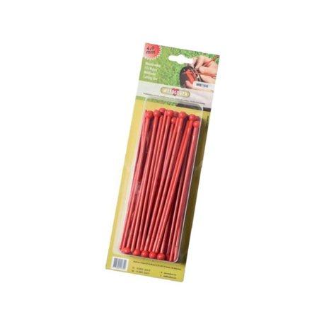 Nić wymienna czerwona 4,0 mm (50x) Weed Lover