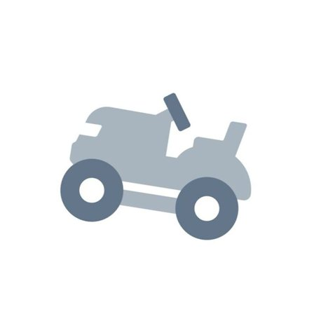 Pompa paliwa John Deere : AM134494
