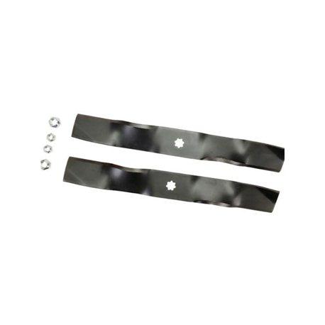 Nóż mulczujący John Deere : AM141040, M112991, AM100946, AM100991, M82408, M83459, M84472