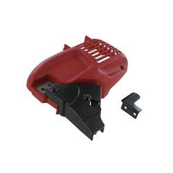 Obudowa czerwona PS35 Alpina