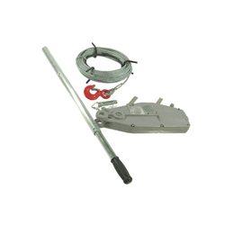 Wciągarka z dźwignią rurową, 1600 kg McBULL
