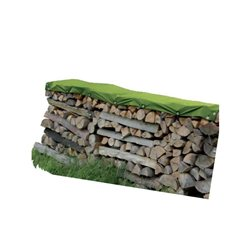 Plandeka kpl. z mocowaniami , 5 m x 1,30 m Logsafe