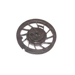 Koło linowe czarne Agria AGW415146