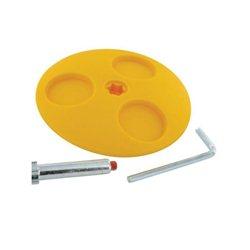 Zestaw sworzni koła, żółte 140 mm Stiga 1117-3230-01, 1117-1326-01