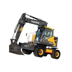 Volvo EWR 150E excavator AT-Collections  AT3200101