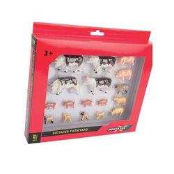 Zestaw figurek zwierząt  17 elementów Britains  B43096A1