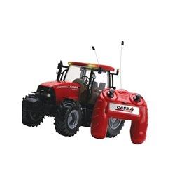 Zabawka traktor zdalnie sterowany Case IH - Big Farm - Britains  E42600A1