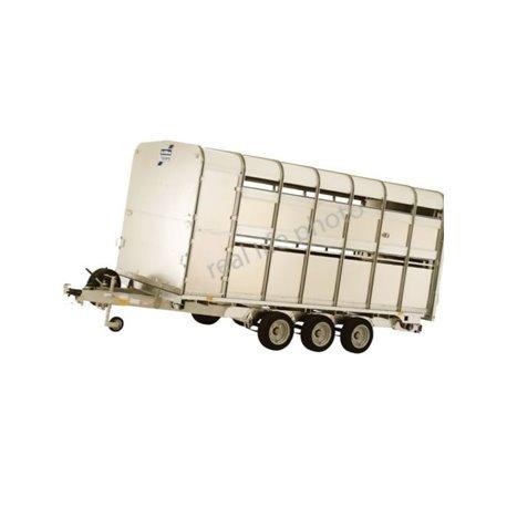 Przyczepa do transportu bydła Ifor Williams Britains  B40710A1