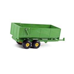 Przyczepa Big Farm zielona Britains  1994TM42428