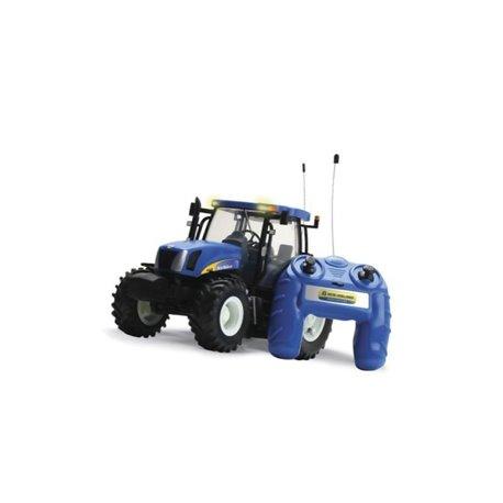 Traktor zdalnie sterowany Big Farm New Holland T6070 Britains  1994TM42601