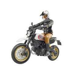 Motor pustynny Ducati z kierowcą Bruder U63051
