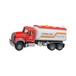 Ciężarówka z cysterną Mack Granite Bruder  U02827
