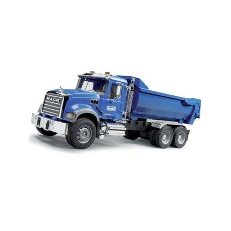 Zabawka ciężarówka Mack Granite wywrotka Bruder  U02823