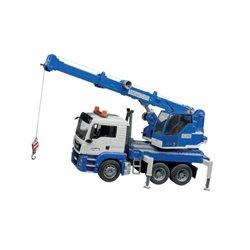 Samochód ciężarowy z dźwigiem MAN TGS Bruder  U03770