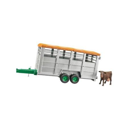 Przycz.do transp.bydła1 krowa Bruder  U02227