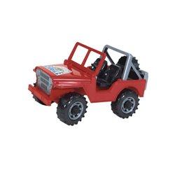 Zestaw samochodów terenowych Jeep (3 sztuki) Bruder  U02540