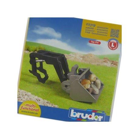 Ładowacz czołowy do Traktorów serii 1992-02 Bruder  U02319