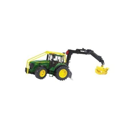 Traktor John Deere 7930 z HDS do prac leśnych Bruder  U03053