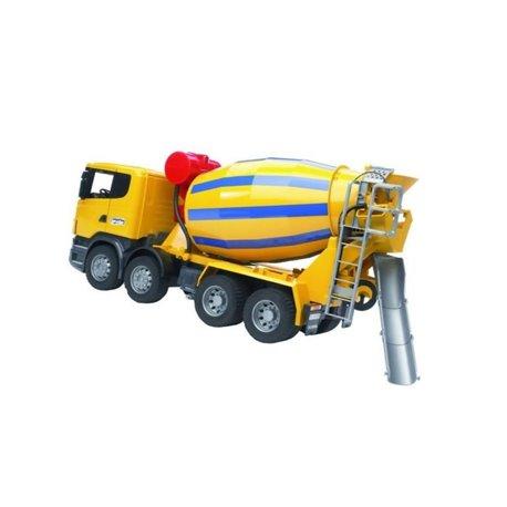 Ciężarówka Scania Betoniarka Bruder  U03554