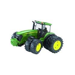 Traktor John Deere 7930 z bliźniaczymi oponami Bruder  U03052