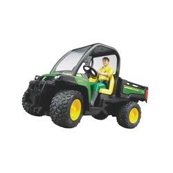 Zabawka John Deere Gator 855D z kierowcą Bruder  U02490