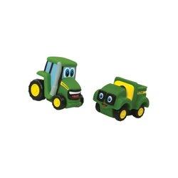 Zabawka Tomy Johnny traktor  Allie Gator Ertl  E42927