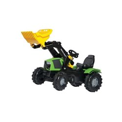 DEUTZ Agrotron5120 z ład.czoł. Rolly Toys  R61120
