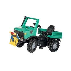 Unimog z wyciągarką Rolly Toys  R03820