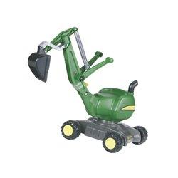Koparka John Deere zielona Rolly Toys  R42102