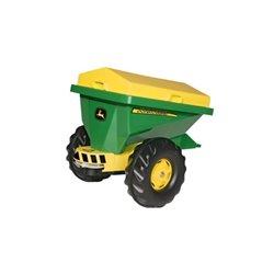 Rozsiewacz nawozu John Deere, do ciągnika z napędem na pedały Rolly Toys  R12511