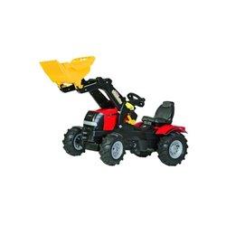 Case Puma z ładowarką czołową i ogumieniem pneumatycznym Rolly Toys  R61112