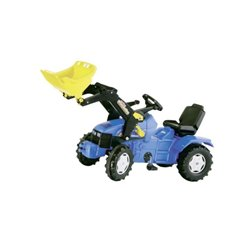 Traktor Rolly Farmtrac New Holland TD 5050 z ładowaczem Rolly Toys  R04671
