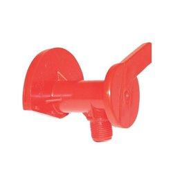 Rozdzielacz gnojowicy , czerwony Rolly Toys  37512100020