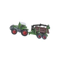Traktor z przyczepą Forst Siku  S01645