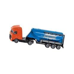 Ciężarówka z naczepą typu silos Siku  S01792