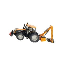 Traktor Valtra z kosiarką wysięgnikową Siku  S03659