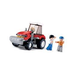 Zestaw klocków-traktor Sluban  M38B0556