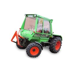DEUTZ-FAHR Intrac 2003 A weise-toys  WT1052