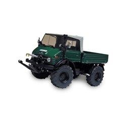 MB Unimog 406 model z plandeką weise-toys  WT1048