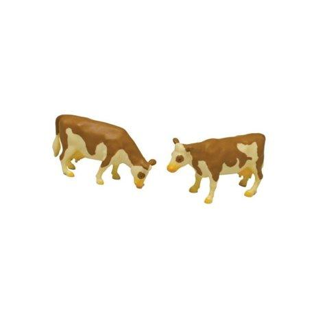 2 łaciate krowy Kids Globe  571970