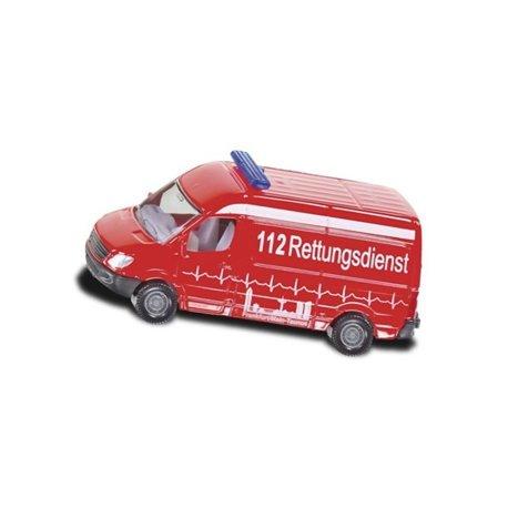 Ambulans, SIKU Siku  199100805