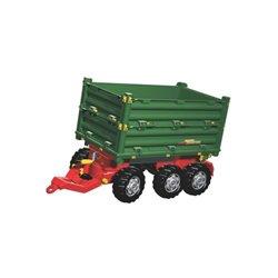 Rolly Multitrailer 3-osiowy Rolly Toys  R12501